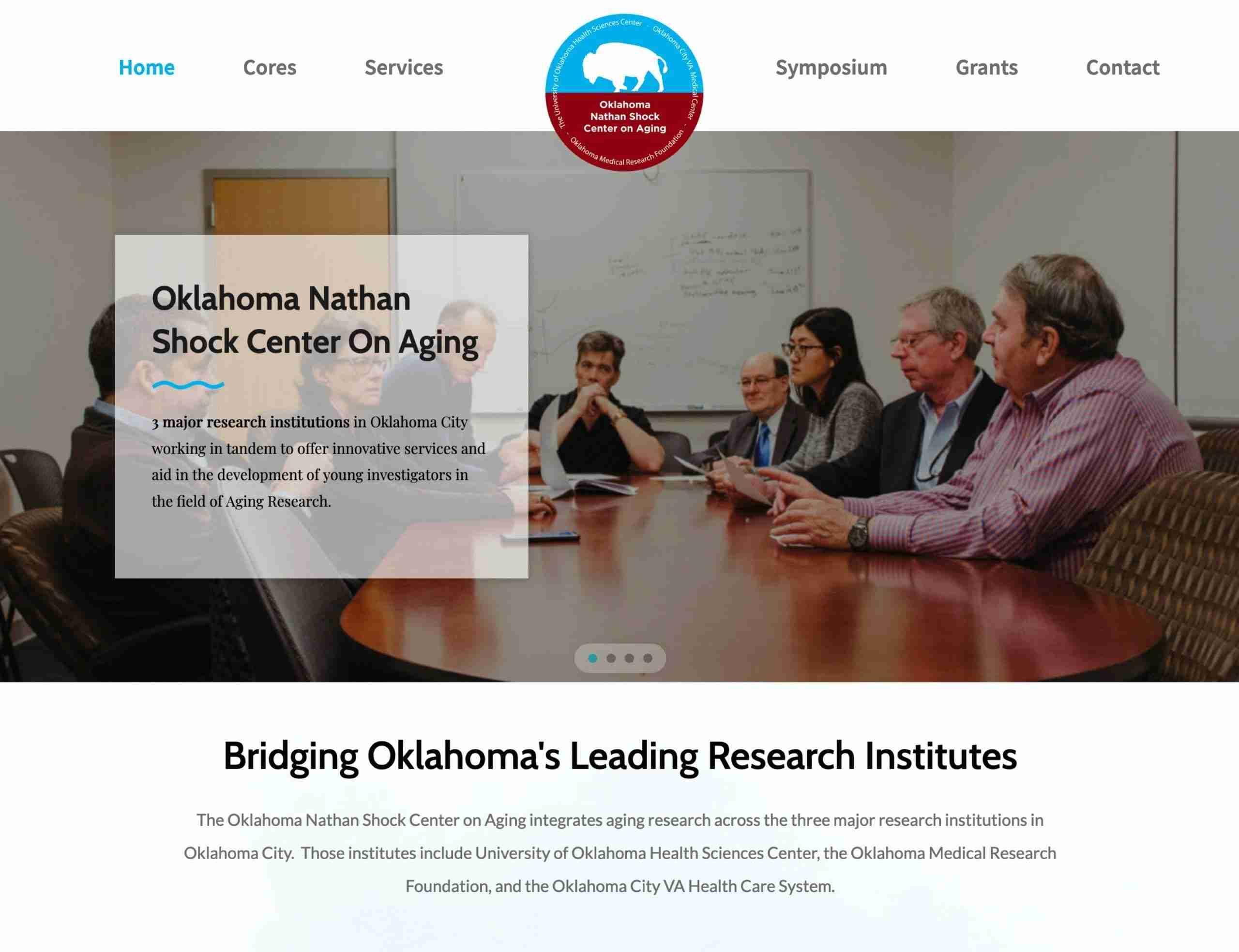 Oklahoma Nathan Shock Center On Aging