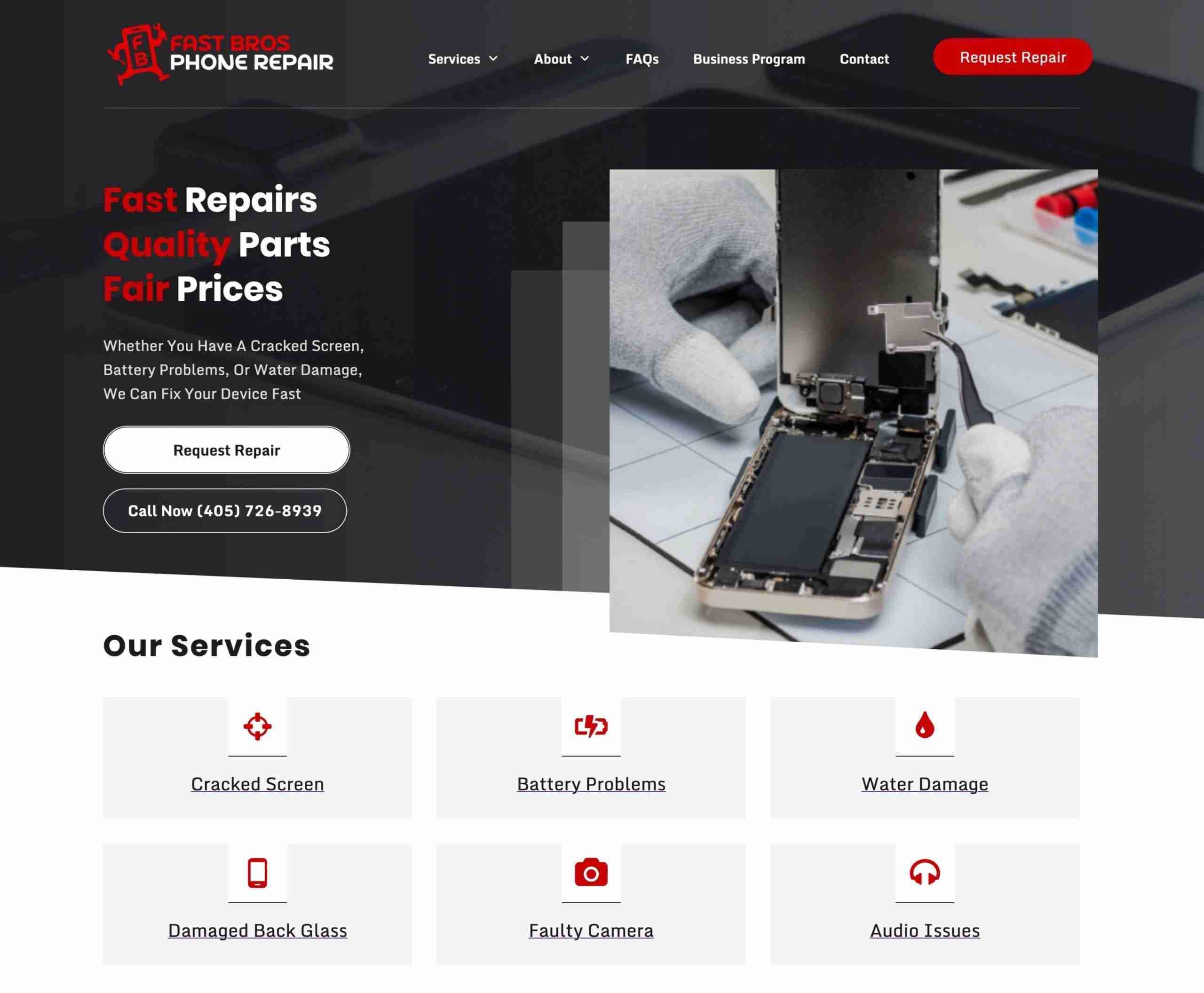 Fast Bros Phone Repair